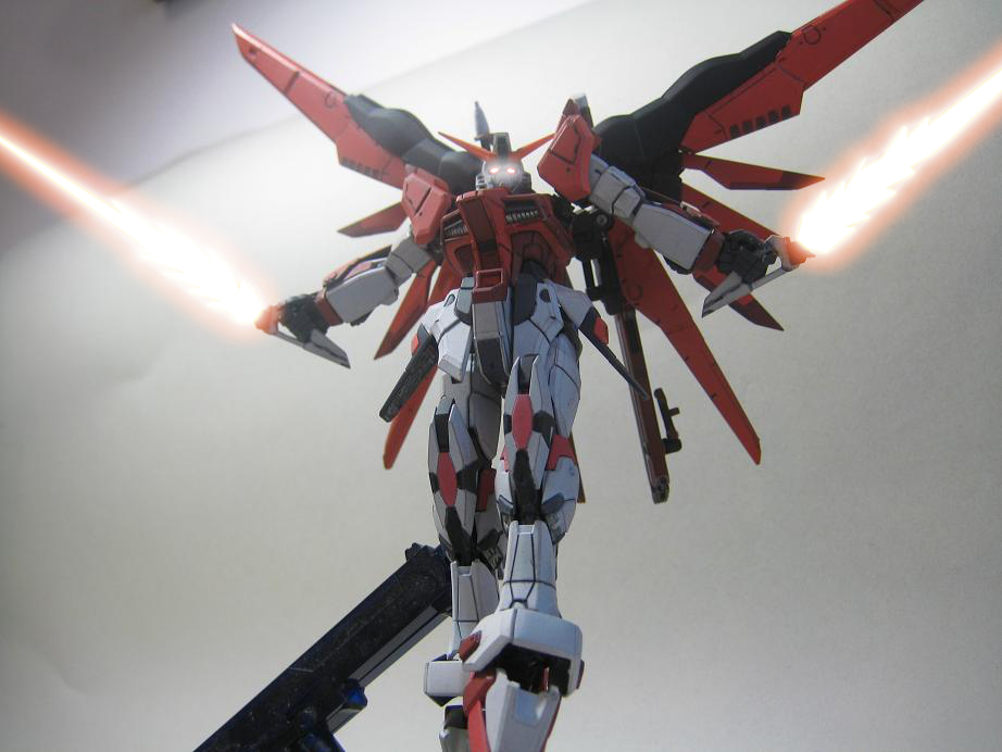 destiny gundam rg - photo #13