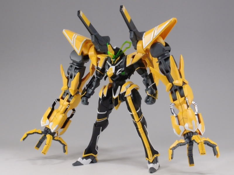 1/144 Valvrave III 火神鳴 : a New Photoreview. No.19 Big Size Images