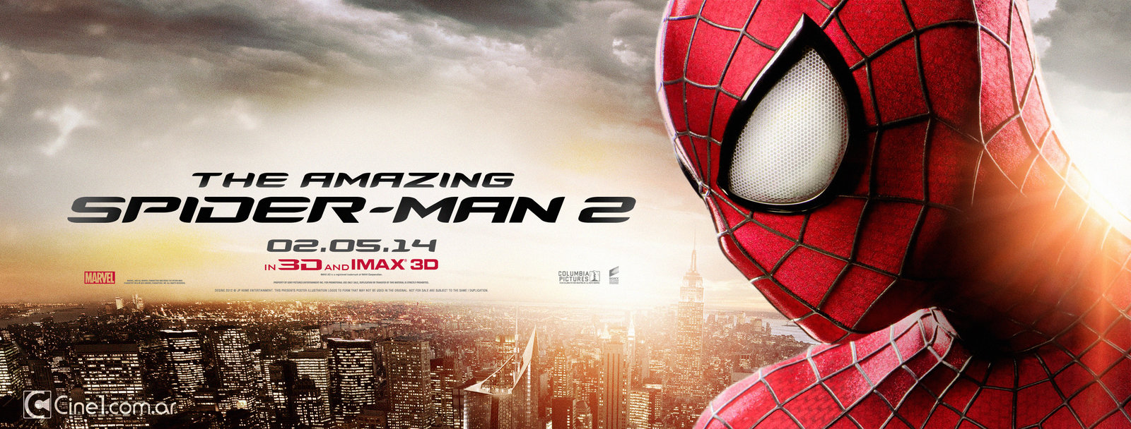 pleasures of the guilty dead: the amazing spider-man 2
