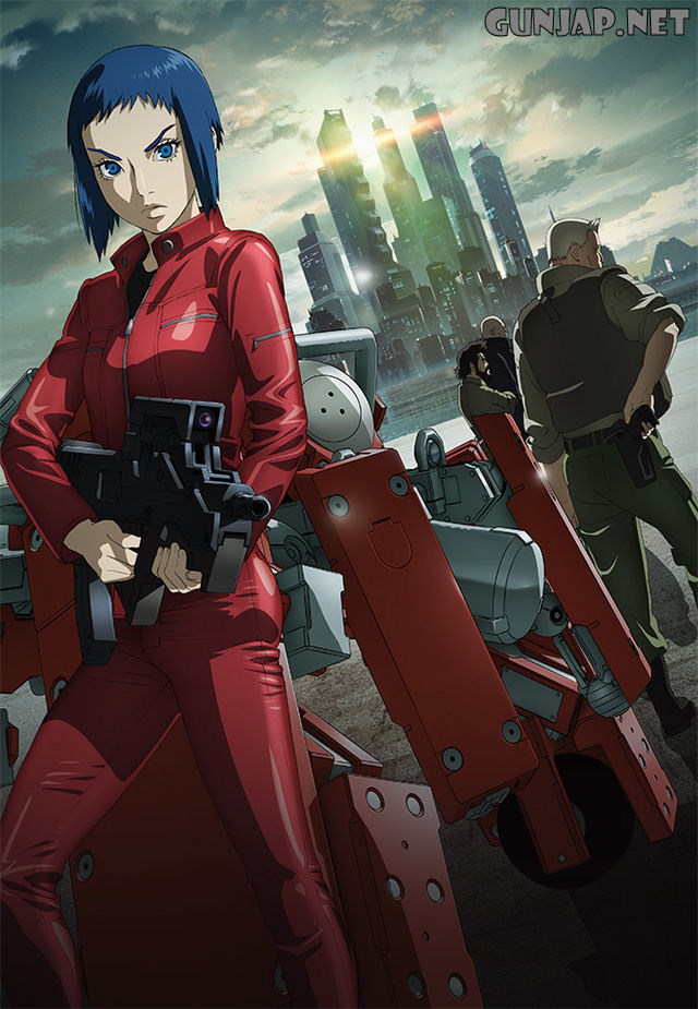 """Ghost in the Shell Arise: """"border:1 Ghost Pain"""" New Promo Video, & Full Info about  """"border:2 Ghost Whispers""""."""