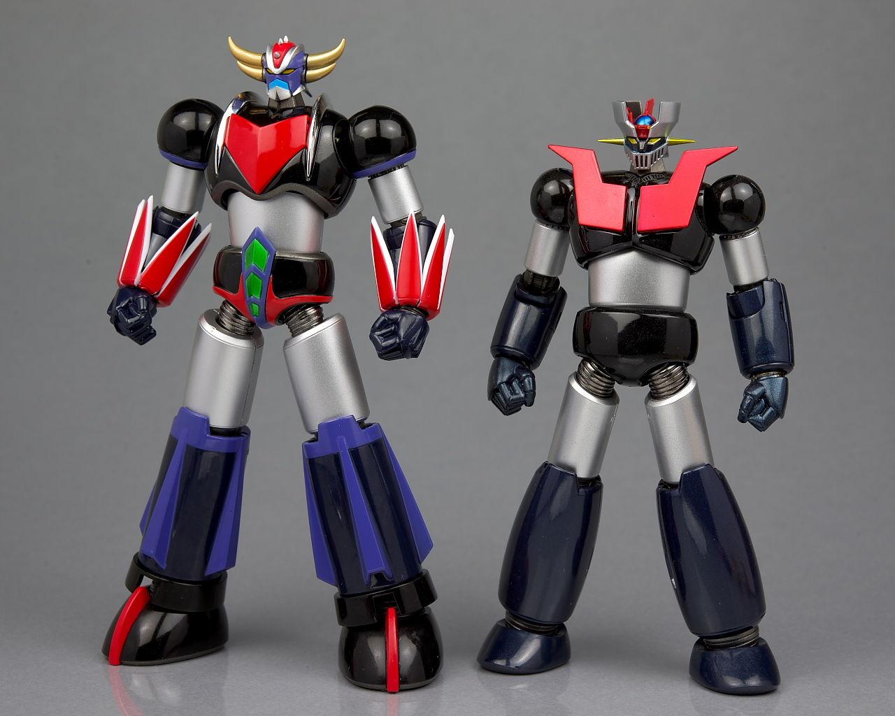 [SRC] Super Robot Chogokin Grendizer: Full Photoreview No ...