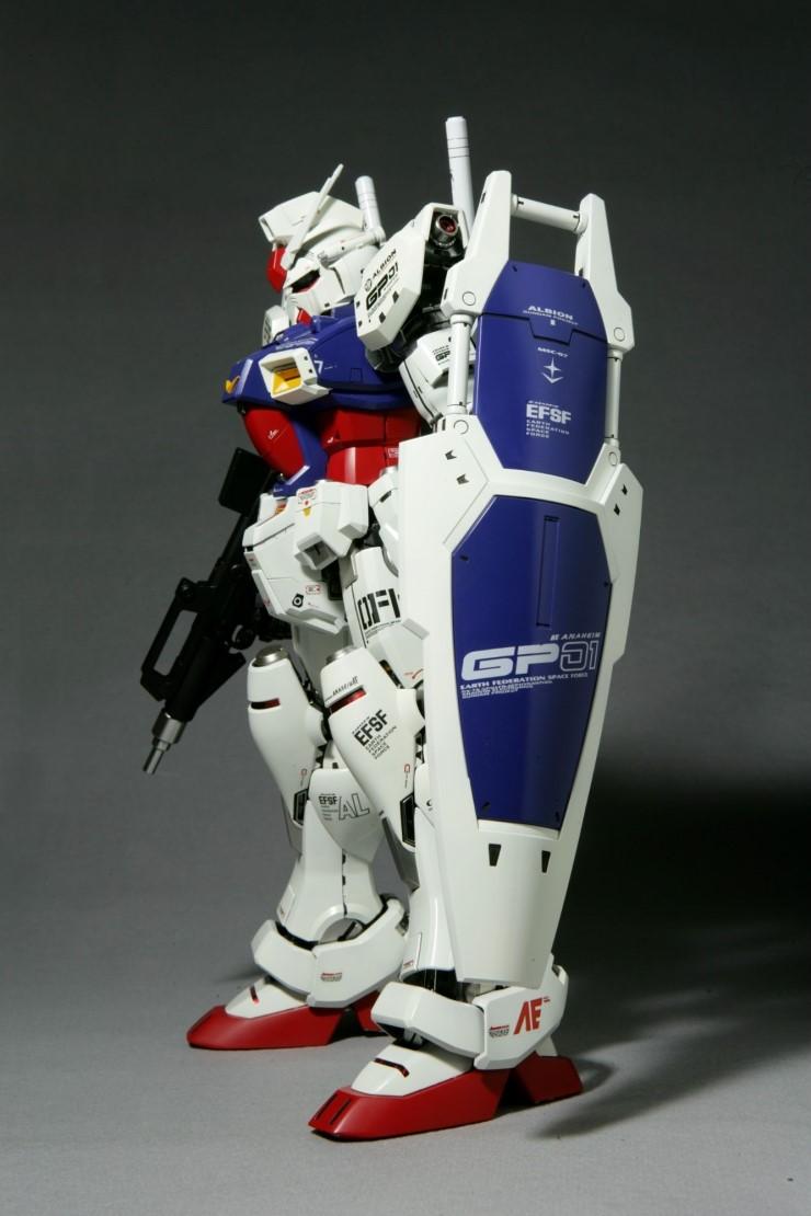 Pg 1 60 Gp01 Gundam Latest Work By Gislab12 Full