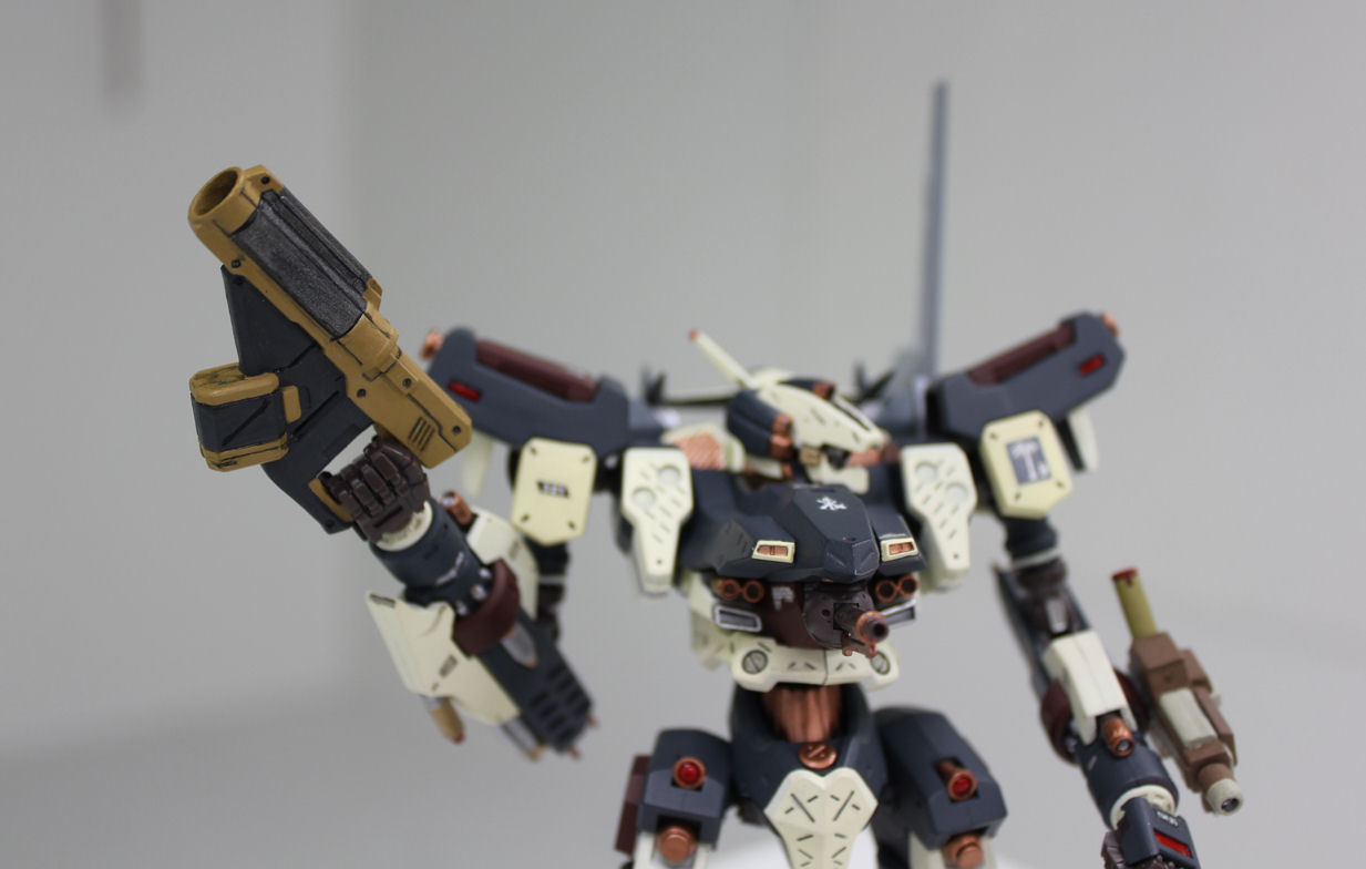 Armored Core Models Armored Core