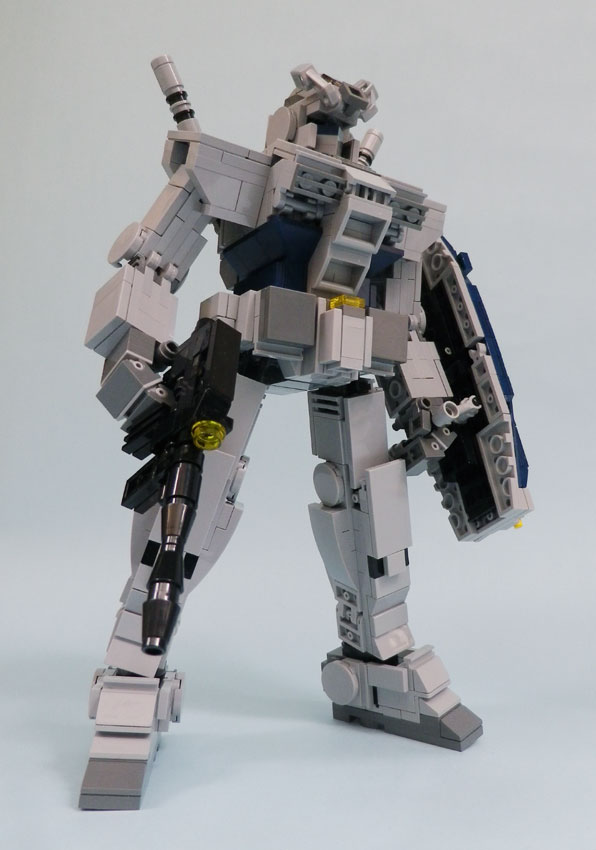 Lego Block G3 Gundam Amp Friends Modeled By ギムレット