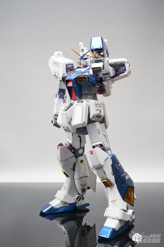 [G-System] 1/60 RX-78 Gundam NT-1 Alex: Modeled by njyuuu ...