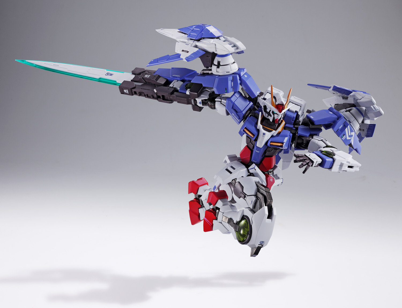 Premium Bandai Metal Build Gundam 00 Raiser Ver Kanetake