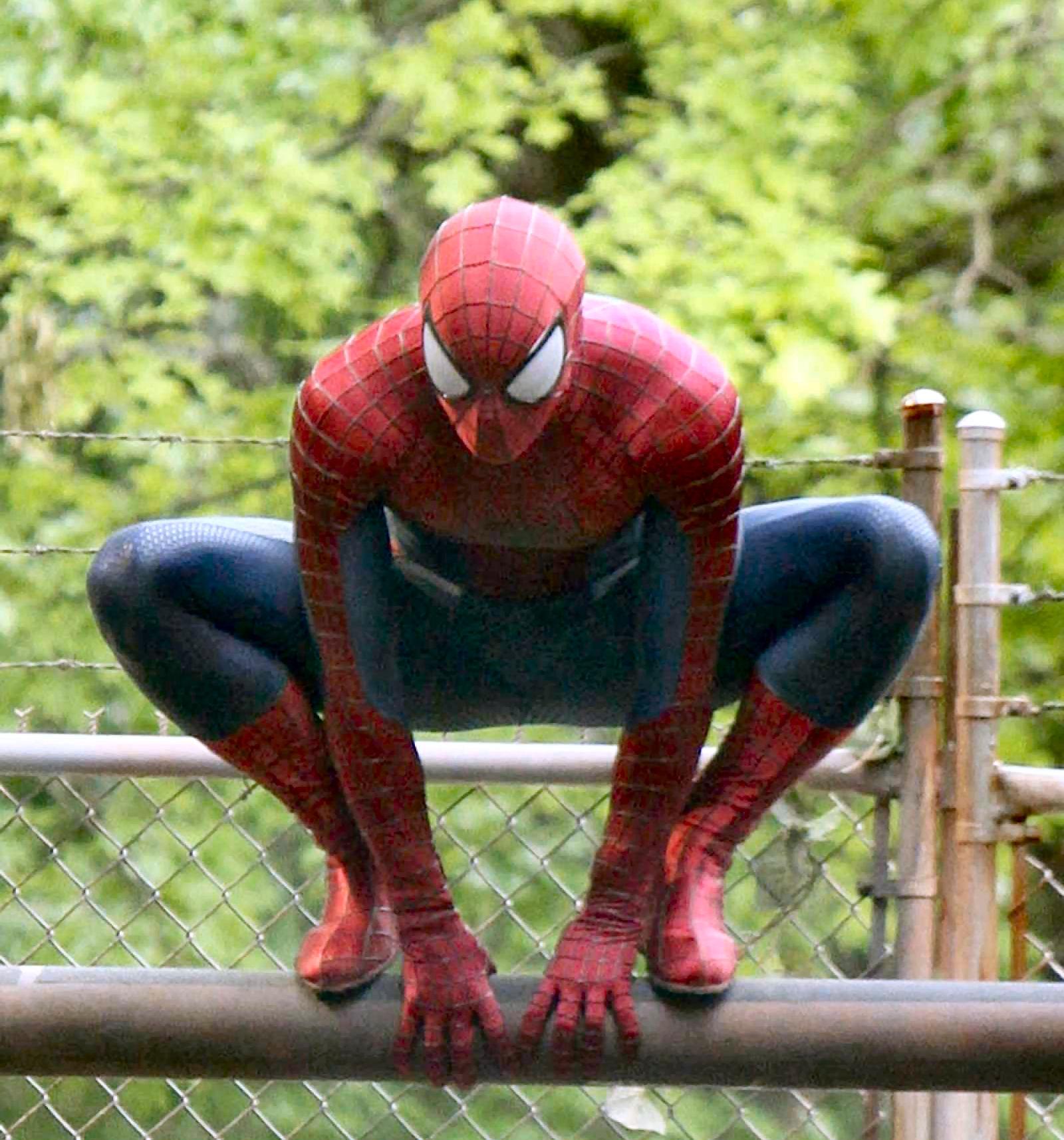 9 The Amazing Spiderman 2 New Photoset