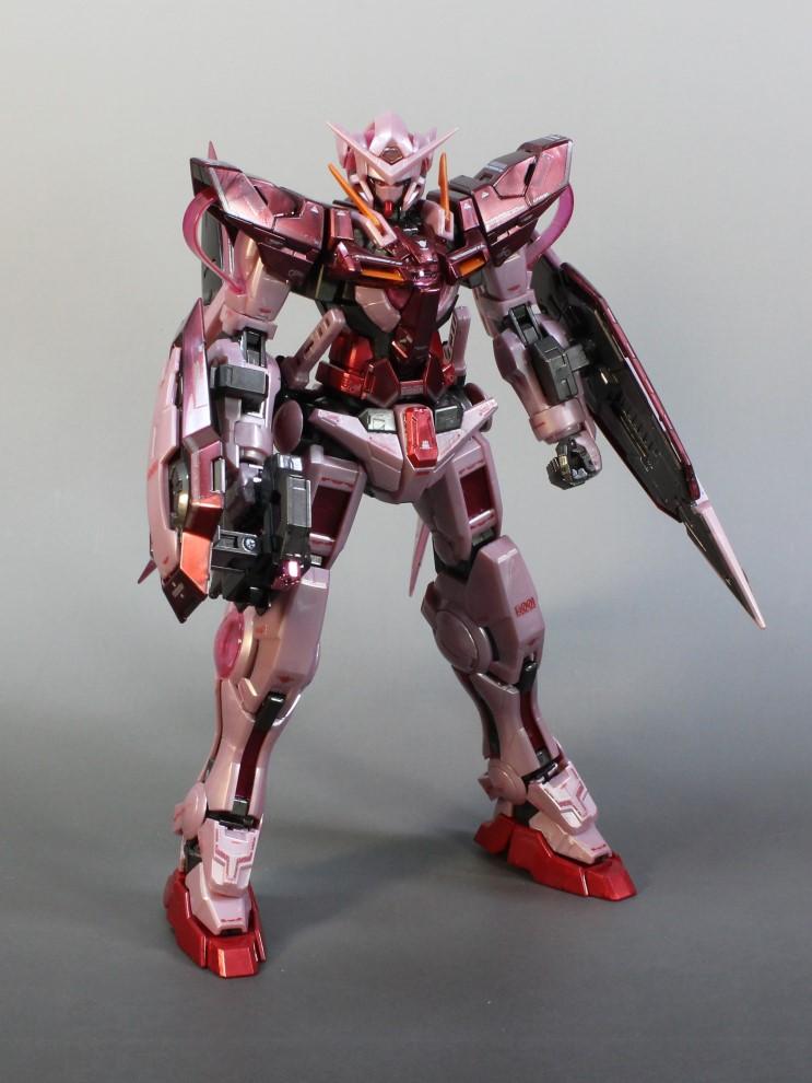 New Trans Am >> MG 1/100 Gundam Exia Trans-Am Mode: Modeled by bjg2001 ...