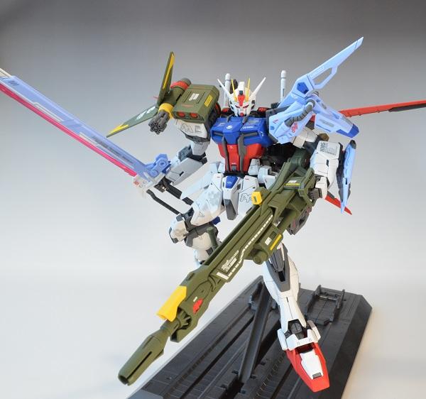 MG 1/100 Strike Gundam...