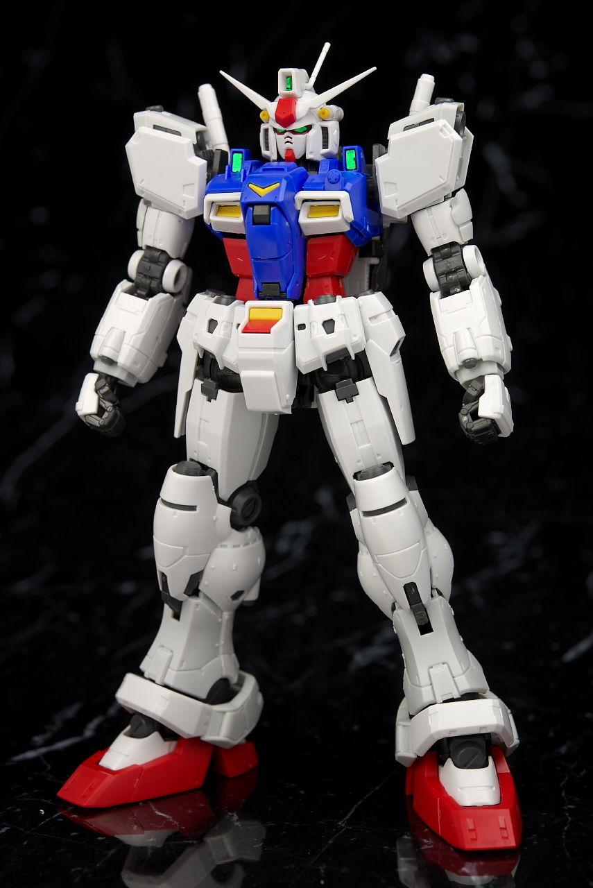 Rg 1 144 Gundam Gp01 Zephyranthes Kit Photoreview No 36 Wallpaper Size Images Gunjap