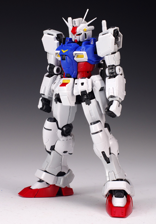Rg 1 144 Gundam Gp01 Zephyranthes Another Full Kit Photoreview No 47 Large Or Big Size Images