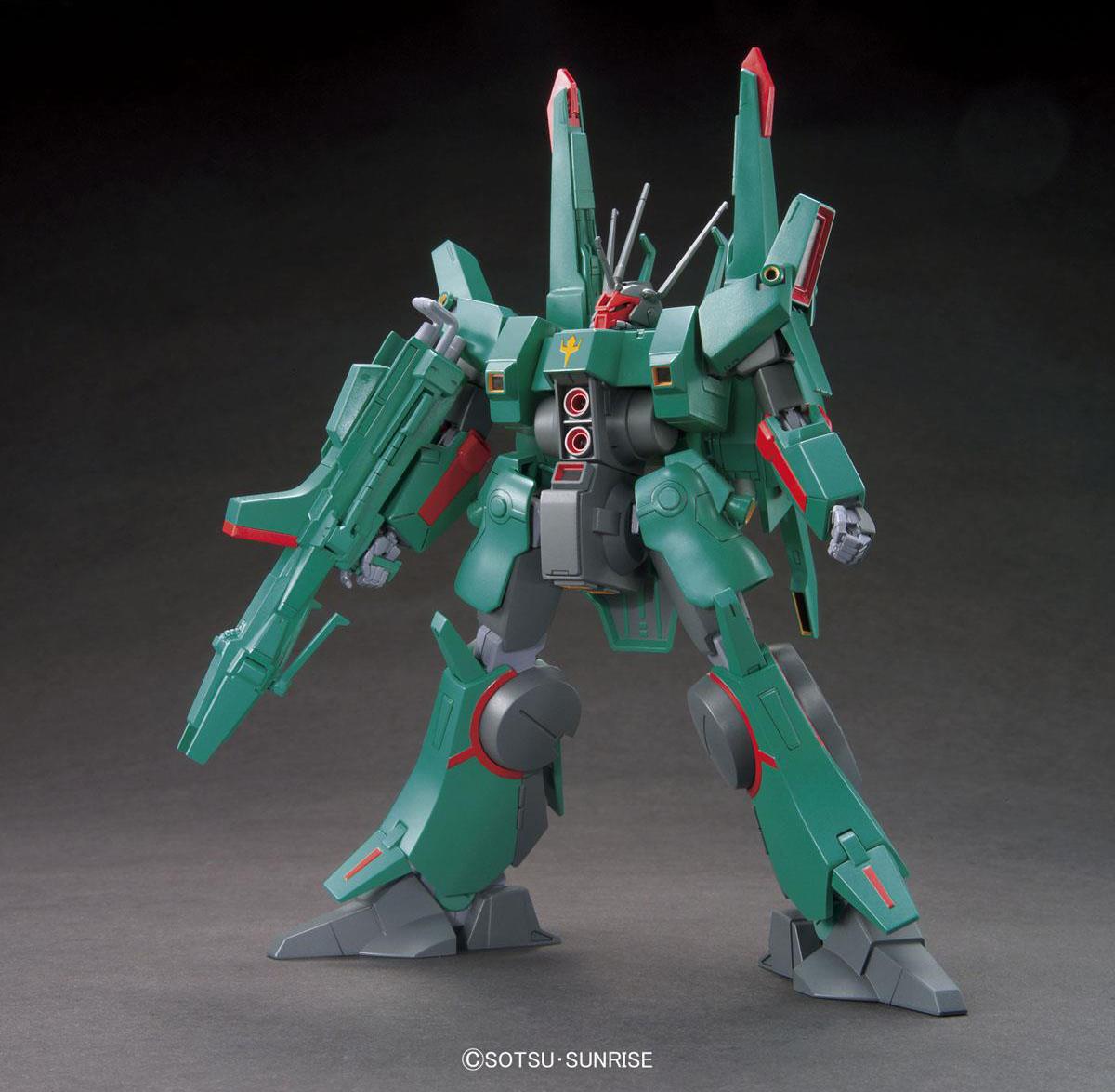 HGUC 1/144 AMX-014 Doven Wolf: