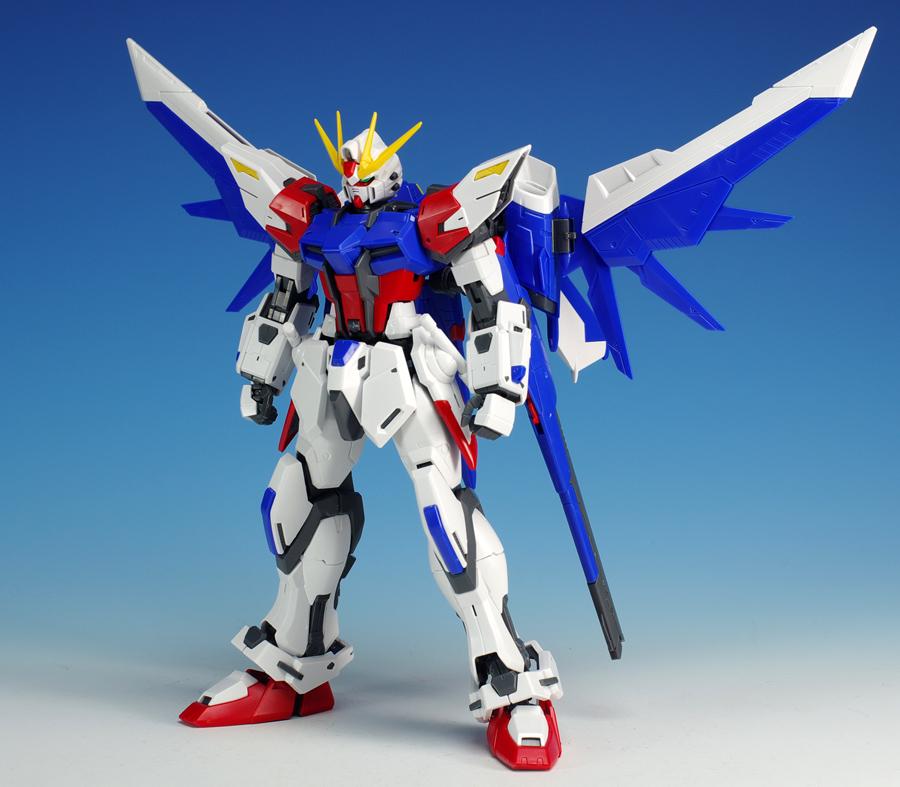 RG Build Strike Gundam Full Package - Jojo Hobby n Stuff