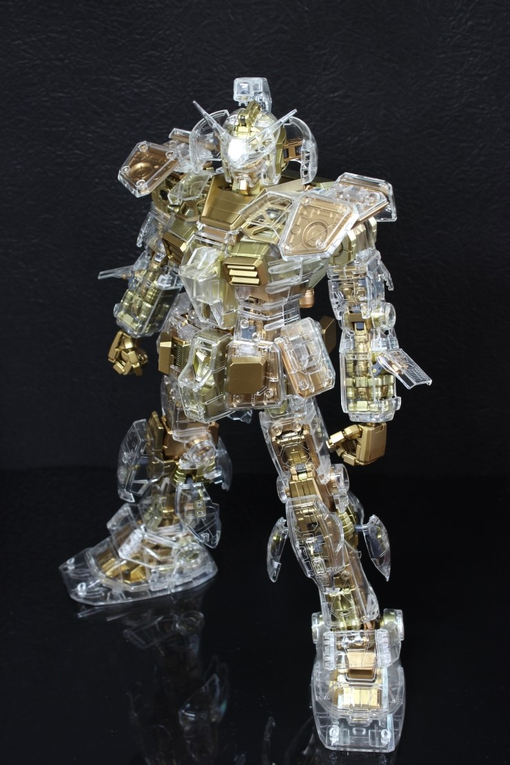 Pg 1 60 Rx 78 2 Gundam Clear Gold Version Photoreview No 14 Big Or Wallpaper Size Images Gunjap