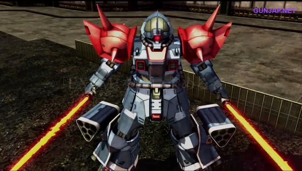 Gundam: Side Stories's Blue Destiny PS3 Remake Promo Streamed. Full Info, video + No.17 Gunjap HD Screens