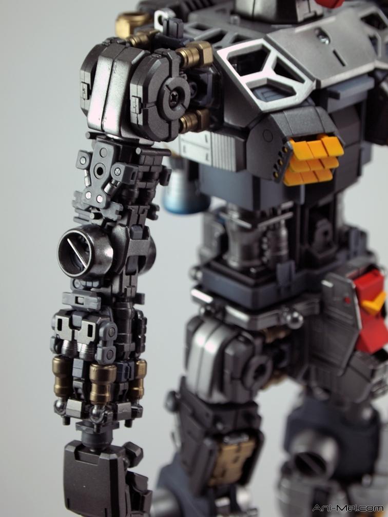 Pg 1 60 Rx 78 2 Gundam Nu Custom Amazing Work By