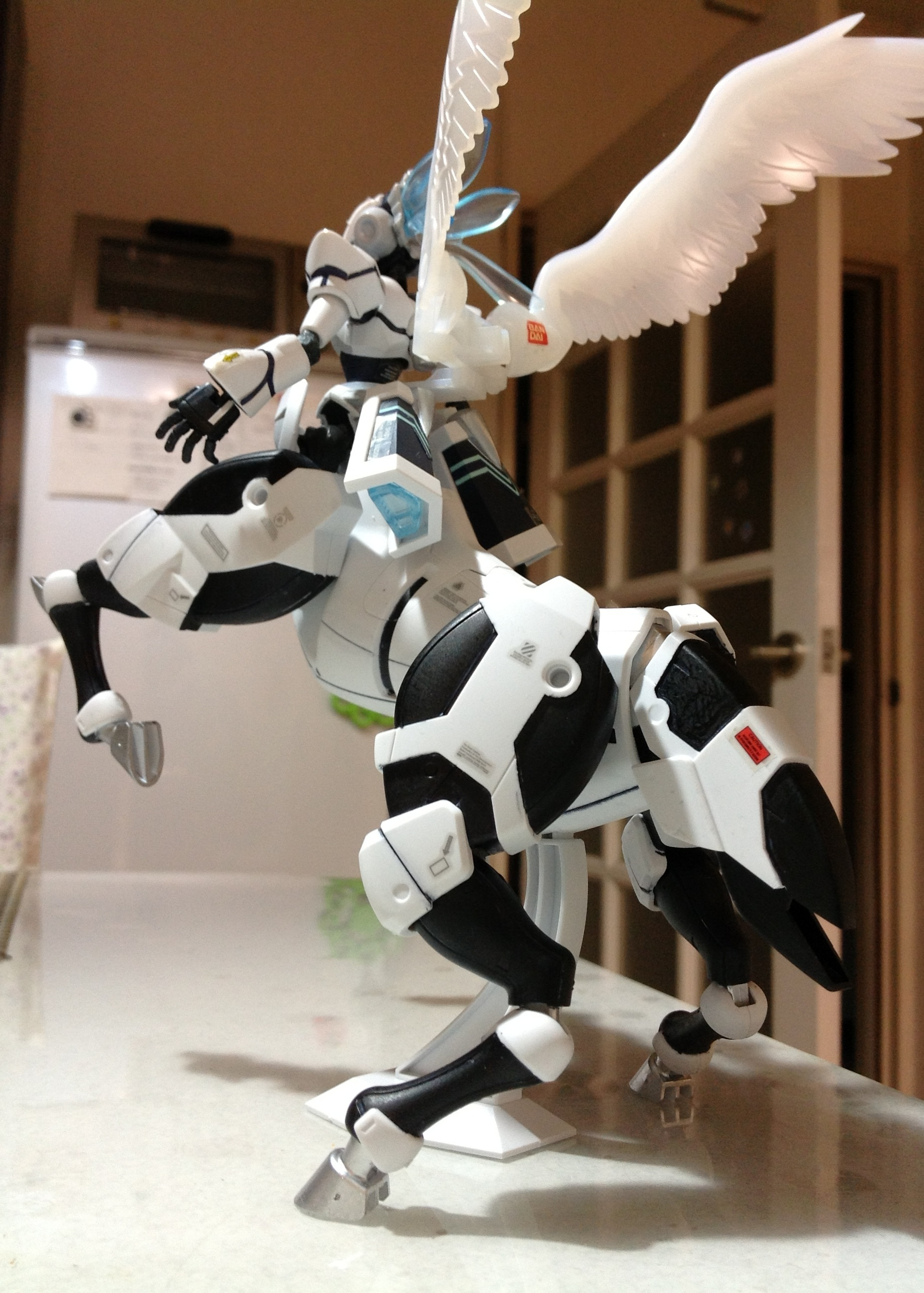 Lbx ダンボール戦機 White Pandora Pegasus Ver Custom Build