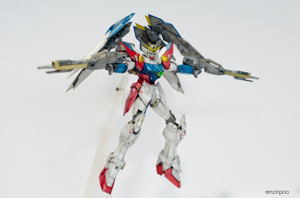MG 1/100 Gundam Wing Zero Proto: Modeled by renzinpoo [Philippines ...