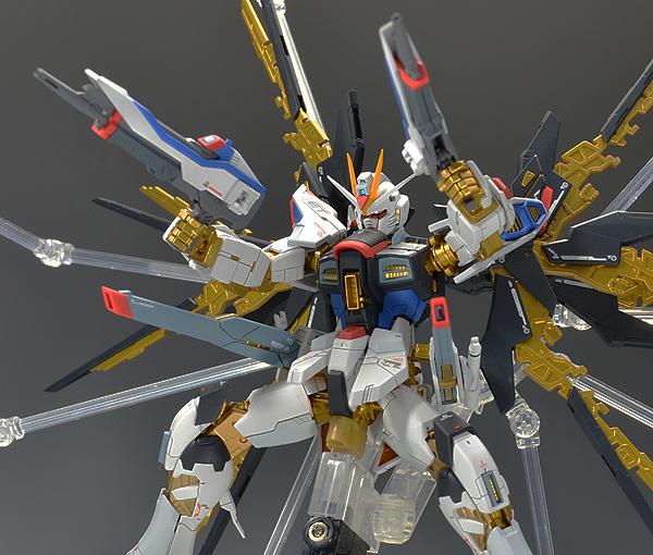 Amazing Rg 1144 Zgmf X20a Gundam Strike Freedom Remodeled By Sada