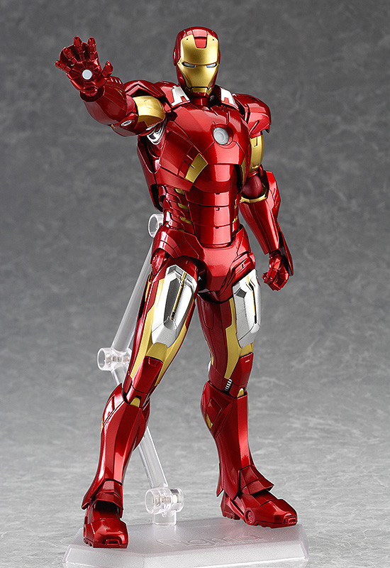 Lego Iron Man Mark 43 [Avengers] figma 217 I...