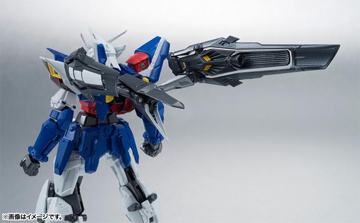Action- & Spielfiguren Neu Robot Spirits Seite Ms Gundam Geminass 01 Assault Booster Actionfigure