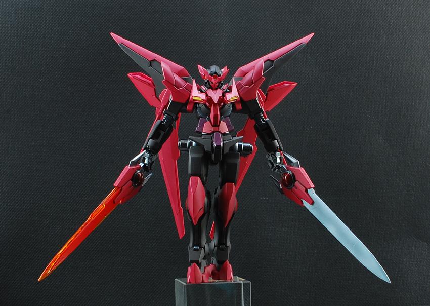 HGBF 1/144 Gundam Exia Dark Matter: Latest Work by ...