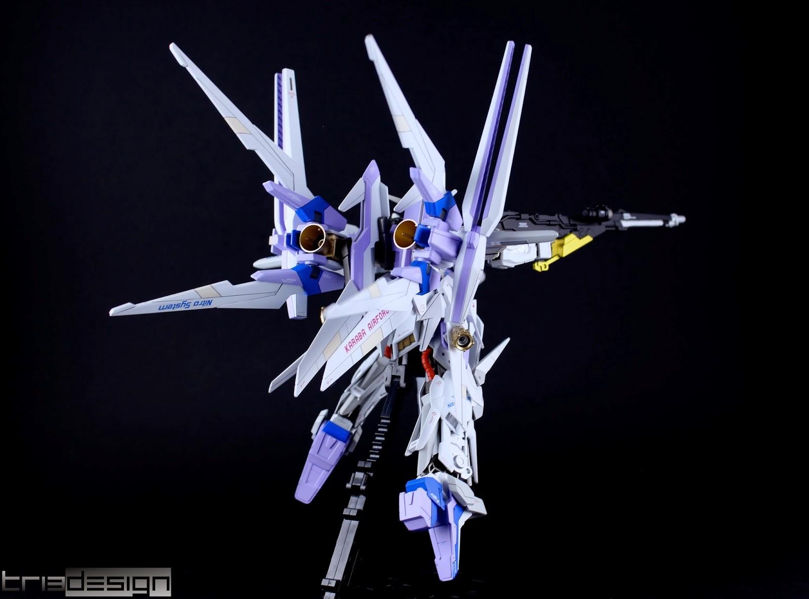 [Tri-Delta Project] Delta Kai Interceptor + Heavy Assault