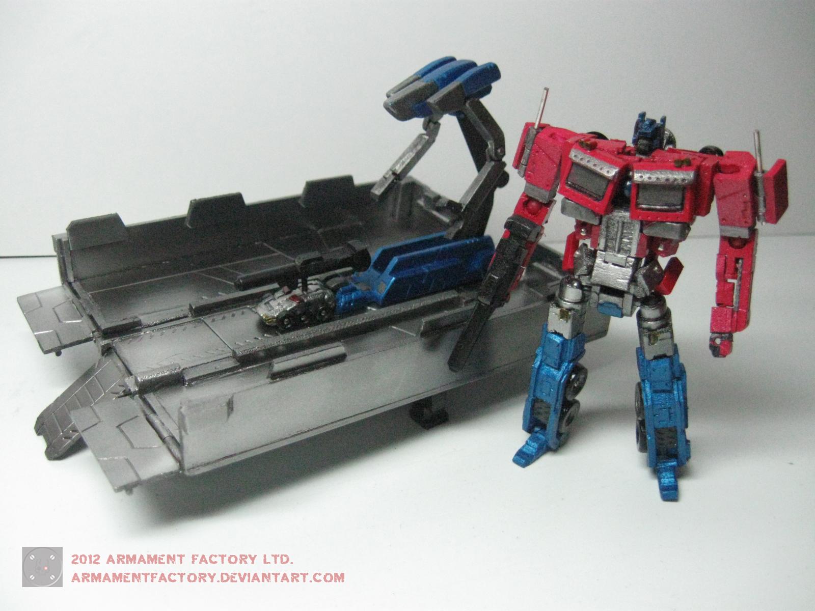 micro machine transformers