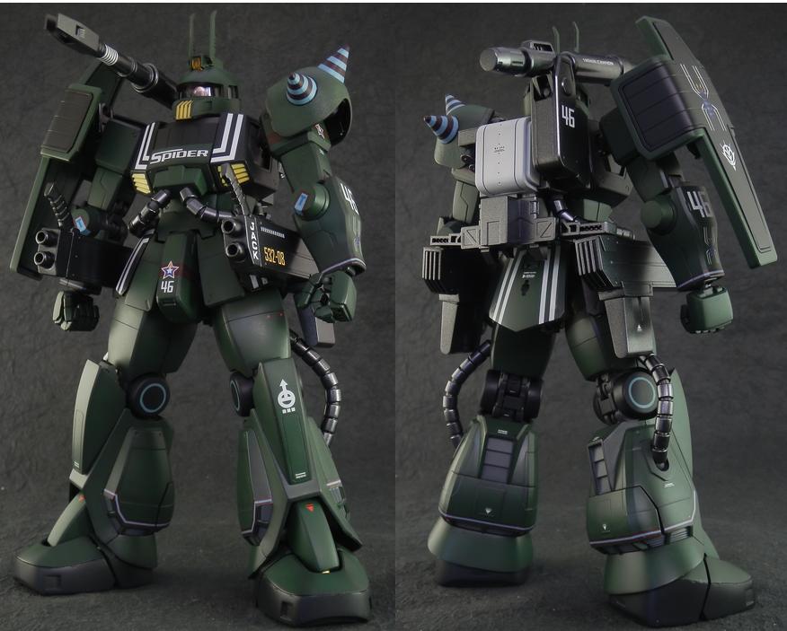 MS-06K Zaku Cannon Ver...