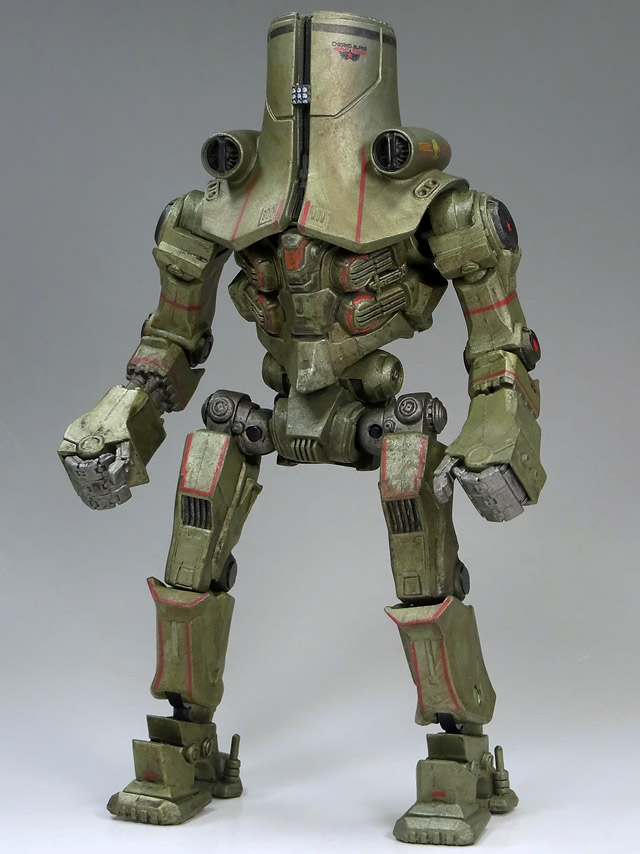 Images gamu-toys  Pacific Rim Cherno Alpha Toy