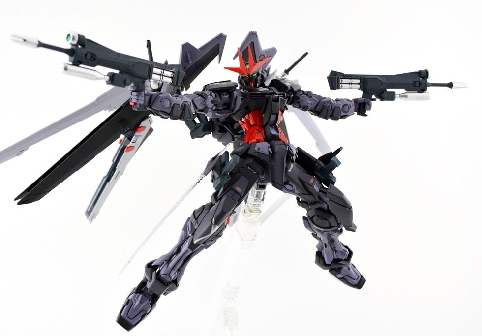 Gundam Astray Noir Wallpaper mg 1/100 Mbf-pox Gundam Astray