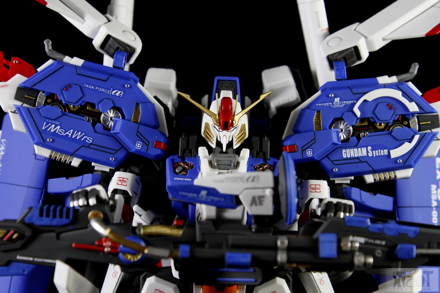 Mg 1 100 Msa 0011 Ext Ex S Gundam Improved Work By Tongxin Full Photoreview Wip Too Big Or Wallpaper Size Images Gunjap