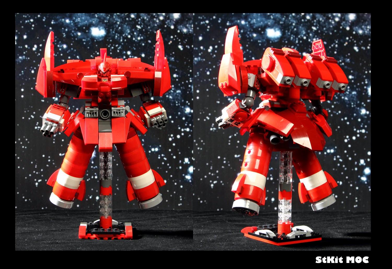 Neo Zeong Wallpaper Amazing Neo Zeong Lego