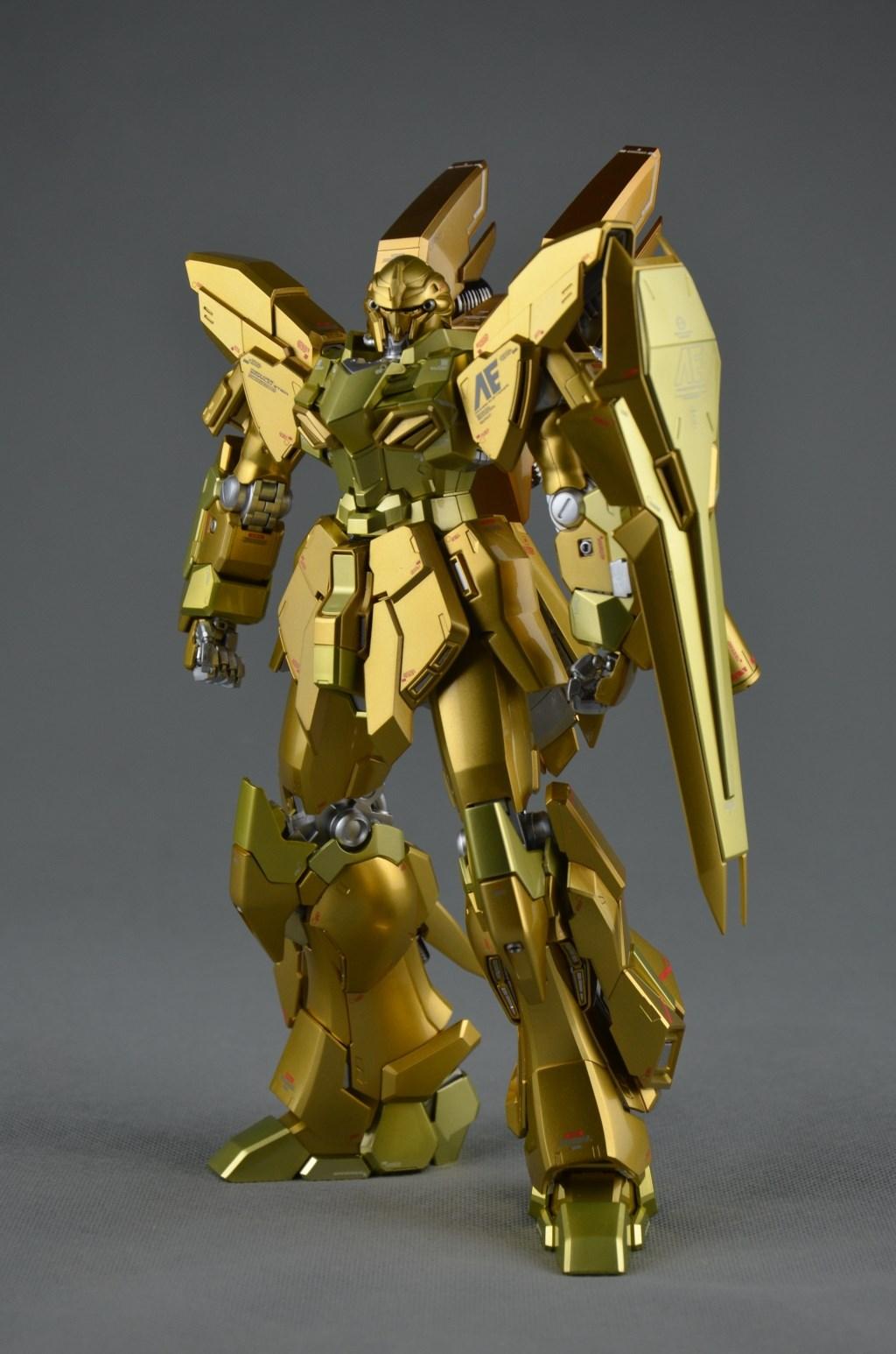 Mg 1 100 Gold Sinanju Stein Custom Work By Supertoby