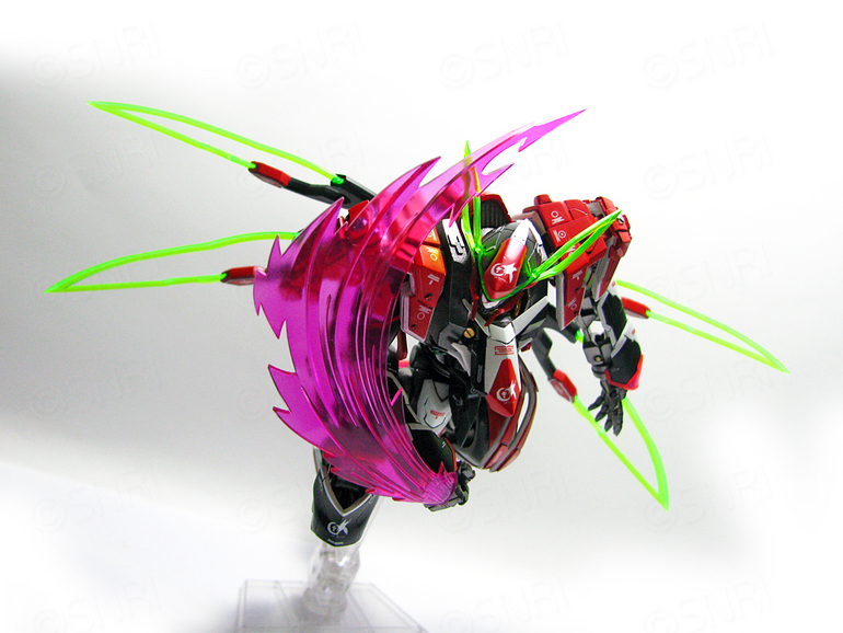 1/144 Valvrave I 火人 : Work by Winai Surajit. Photoreview Big Size Images