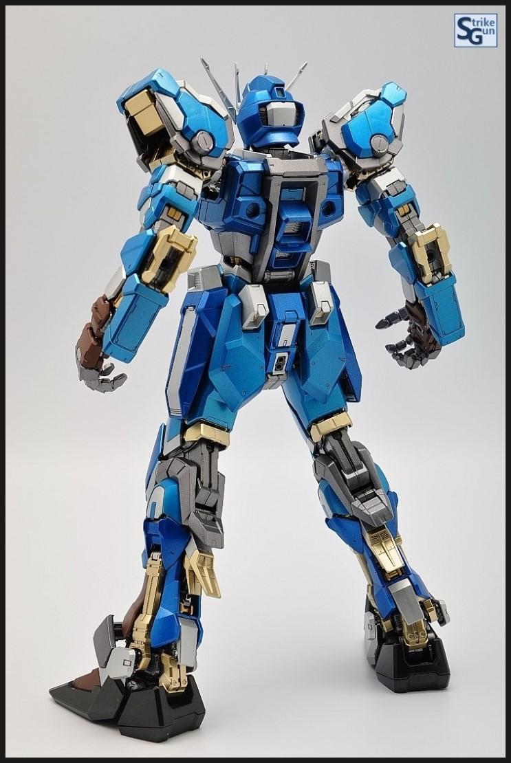 Pg Strike Gundam Ver Captain America The Winter Soldier