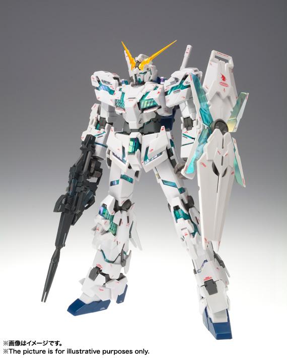 "[UPDATE] Gundam Fix Figuration Metal Composite Unicorn Gundam Awakening spec. (覚醒仕様): ""IRISメッキ"" Let's watch it in 360° mode view!"