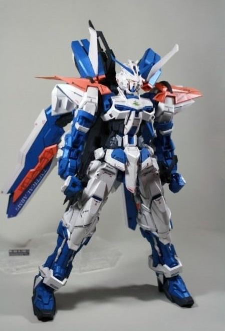 Gundam Exia Full Attribute Papercraft Model Download | GundamCrafts