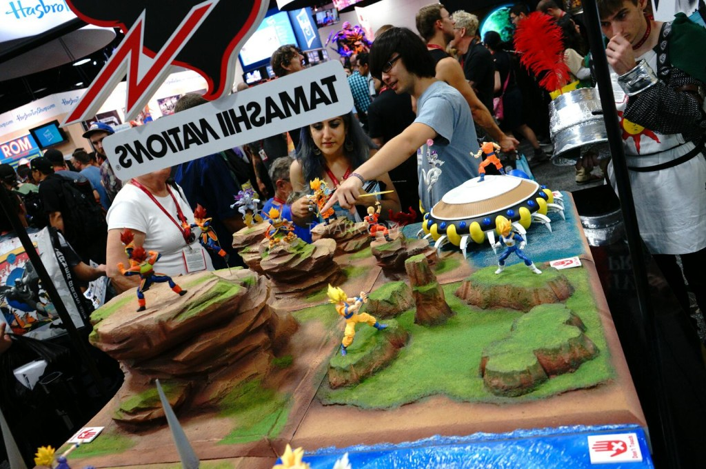 [REPORT] SDCC 2014 Tamashii Nations Exhibits: Photoreport No.63 Wallpaper Size Images by toyark