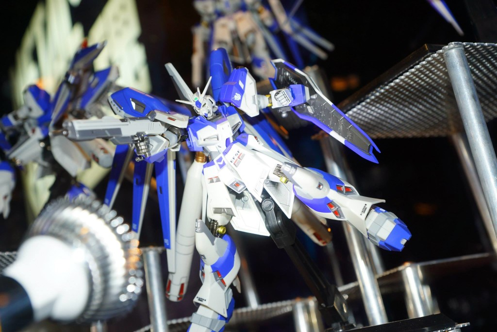 [TAIWAN] TAMASHII Feature's Vol.8: METAL ROBOT魂 Hi-Nu Gundam, Diorama, Action Figures, others! The Ultimate Amazing Photoreport No.174 Hi Res Images, LINK