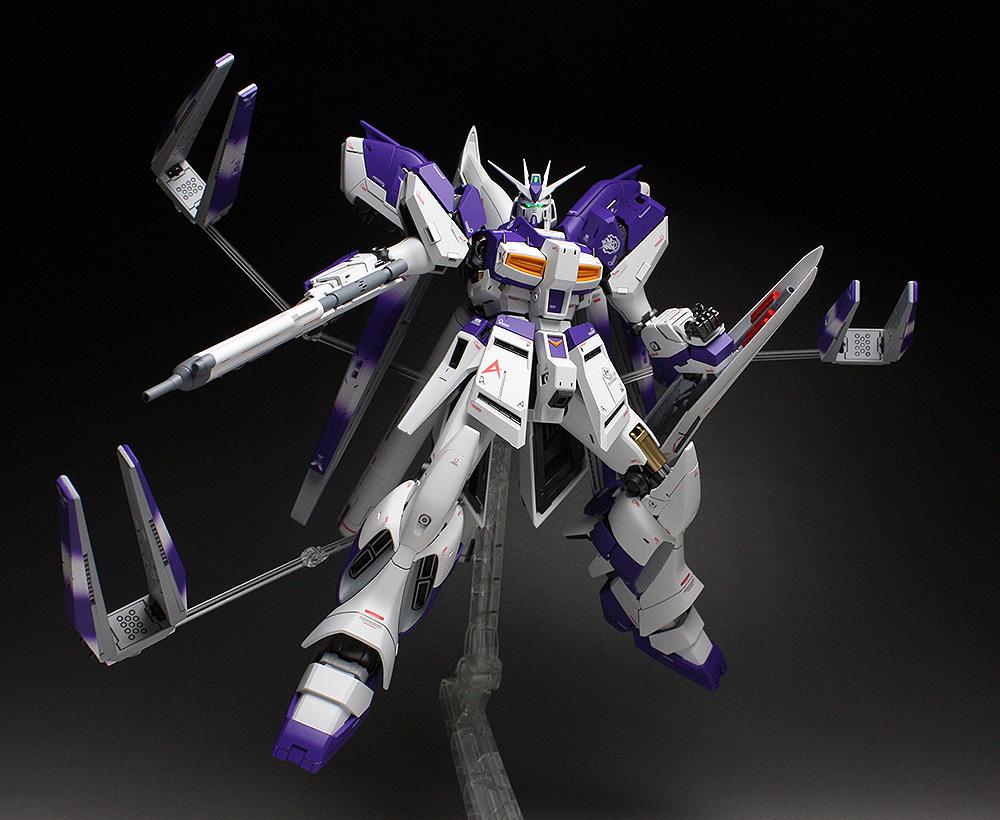 Mg 1 100 Hi Nu Gundam Verka Painted Build Photoreview No21 Rx78 2 114215 Http Zgmfxgwebfc2com Efsf New Hinew Verka1 1html