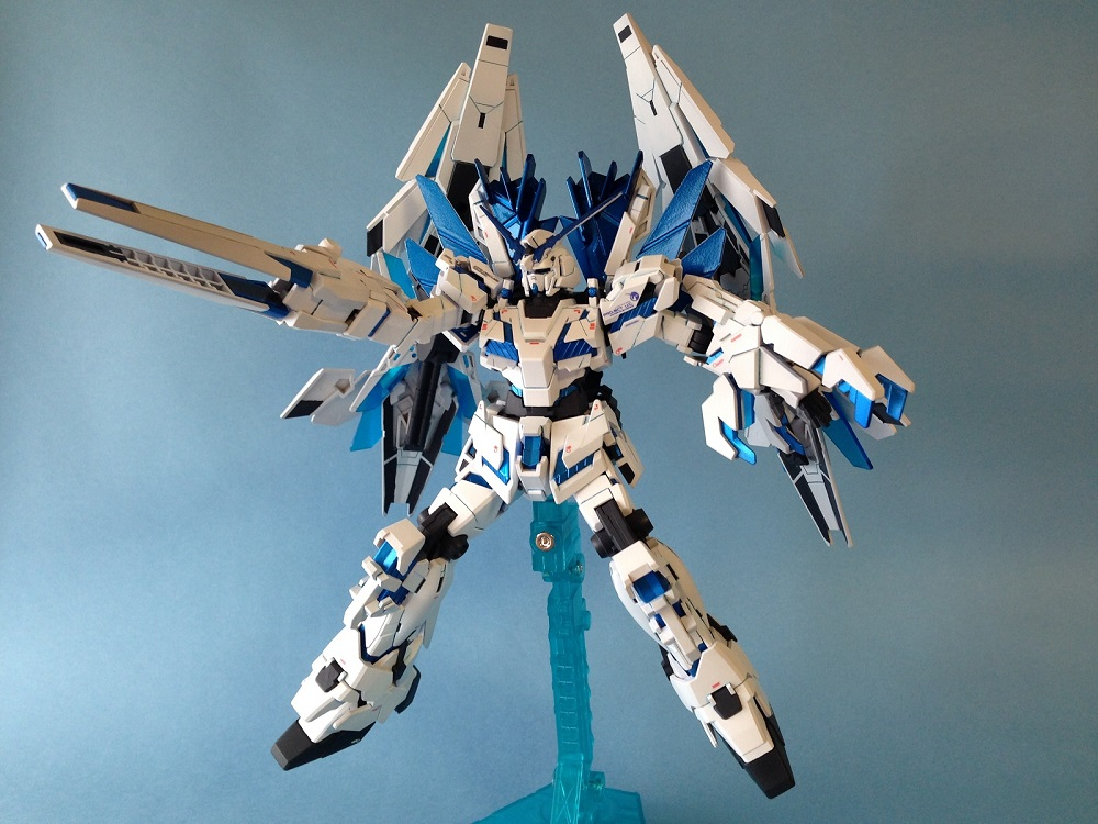 HGUC Full Armor Unicorn Gundam...