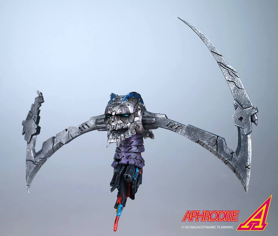 APHRODITE A by threezero: UPDATE Official Photoreview No.18 Big Size Images, Full Info