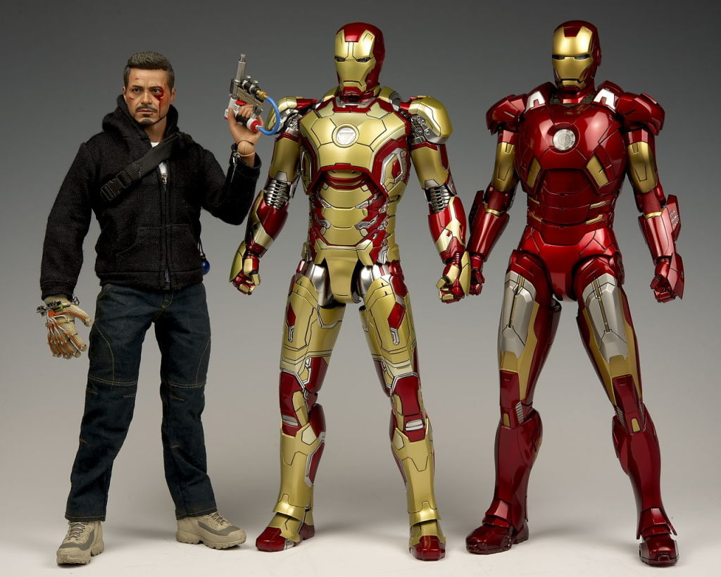 [Hot Toys MMS Diecast series] 1/6 Iron Man 3 MARK XLII : Full Photoreview No.52 Hi Res Images, Full Eng Info