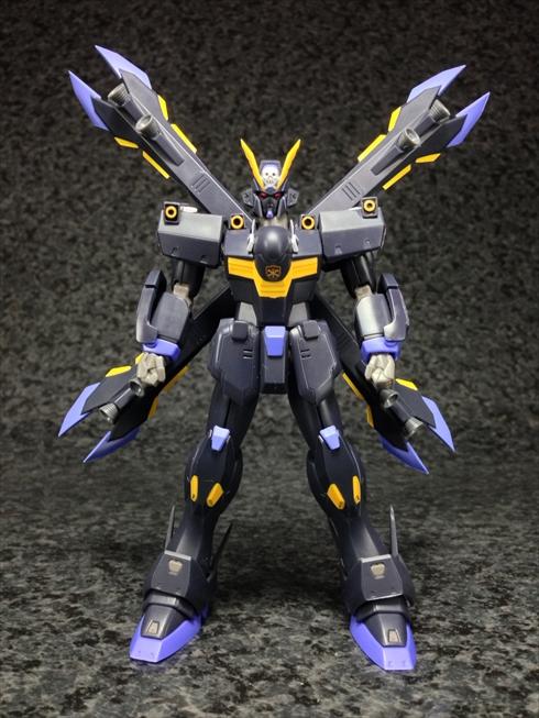 Amazing Xm X2 Crossbone Gundam X 2 Images