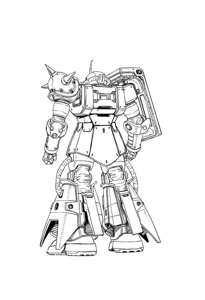 The Guide To Mobile Suit Gundam Thunderbolt Fa Gundam