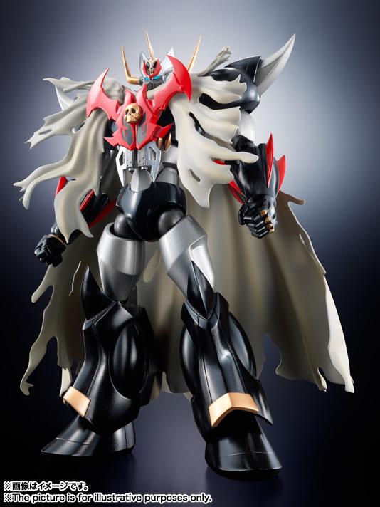 Super Robot Chogokin MAZINKAISER SKL: UPDATE New Official Big Size Images, Info