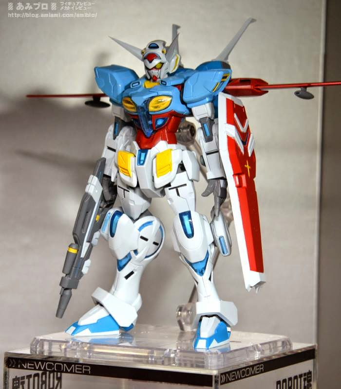 Bandai Der Roboter Spirits Seite Ms G-self Reconguista In G Actionfigur Action- & Spielfiguren