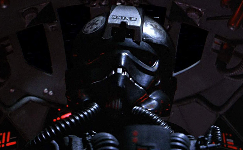 Tie Fighter Pilot Star Wars Memorabilia Called A Bit Of