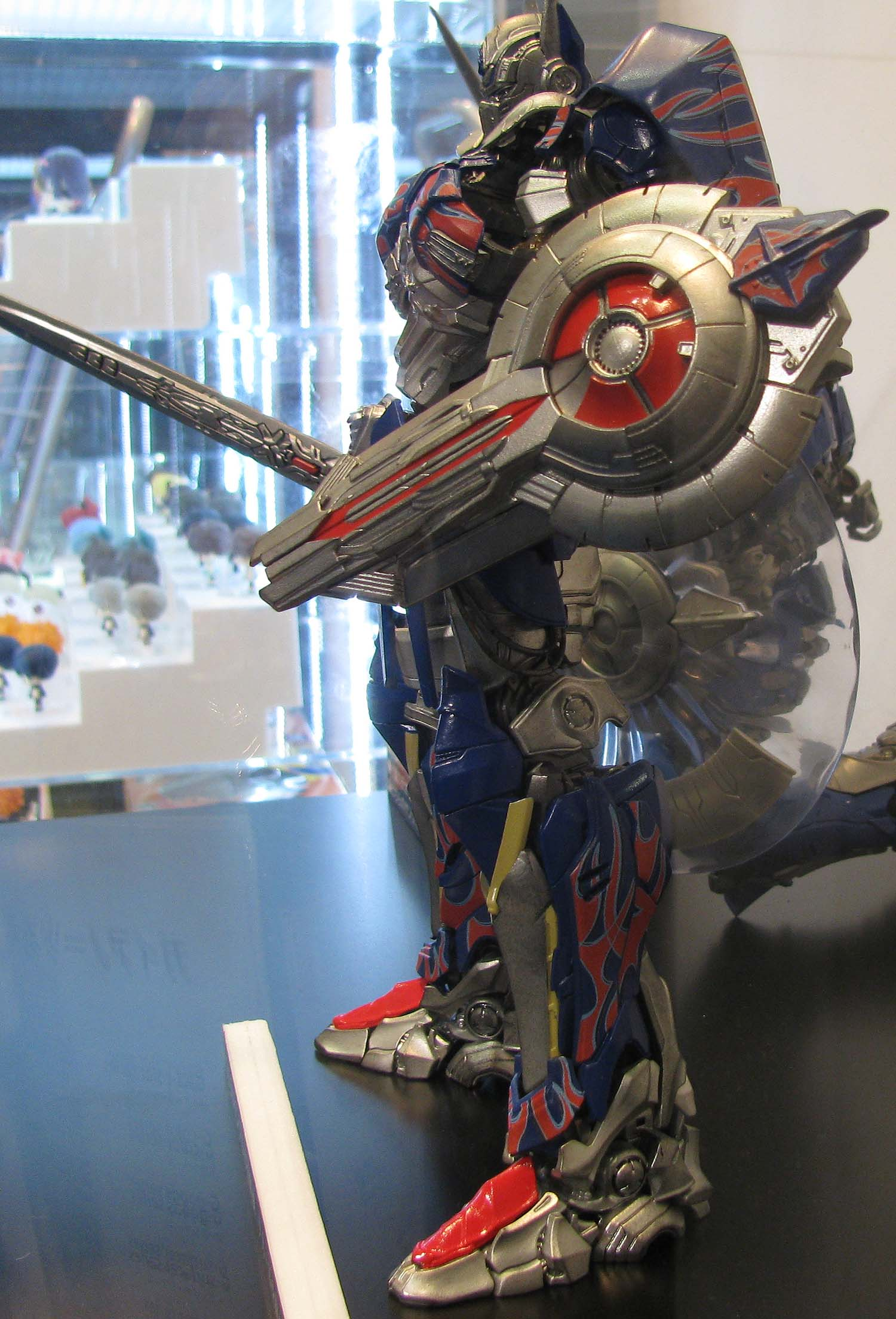 Transformers Dmk 03 Optimus Prime Lost Age Ver No 13 Hi